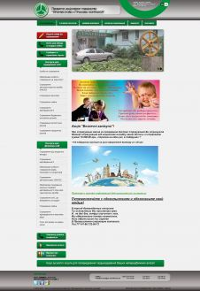 Industrial Insurance Company - site criado no web-studio webPCstudio