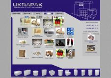Development and production of packaging - website created in web-studio webPCstudio